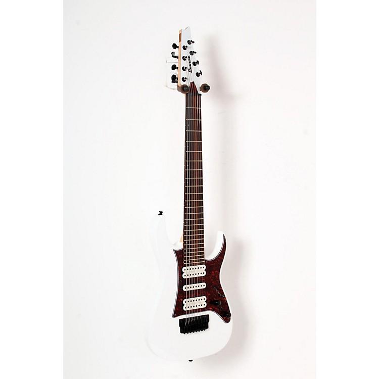 IbanezTAM10 Tosin Abasi Signature 8-string Electric GuitarWhite888365827452