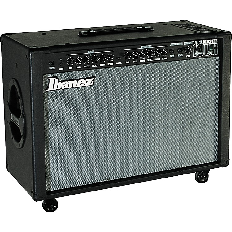 ibanez tb100r tone blaster 100w 2x12 guitar combo amp with reverb music123. Black Bedroom Furniture Sets. Home Design Ideas