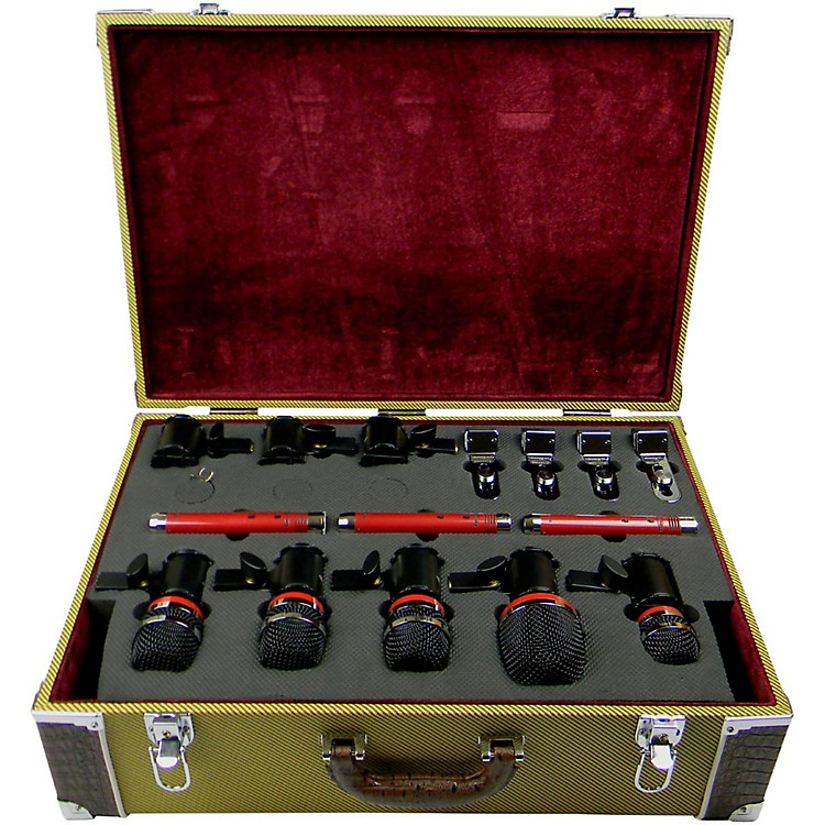 Avantone TC1 Tero Tweed Case