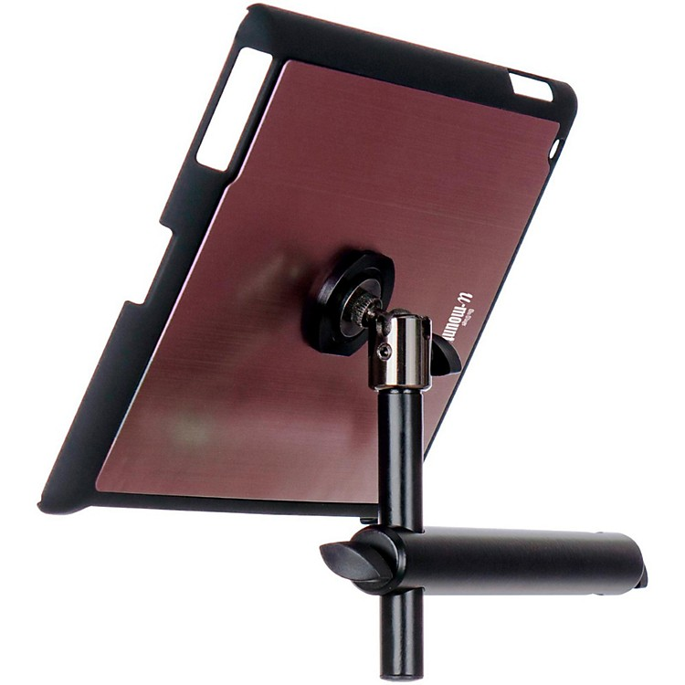 On-Stage StandsTCM9160 Tablet Mounting System with Snap-On CoverMuave