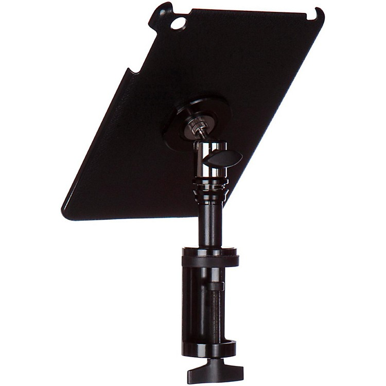 On-Stage StandsTCM9263 Quick Disconnect Table Edge Tablet Mounting System with Snap-On Cover for iPad Mini
