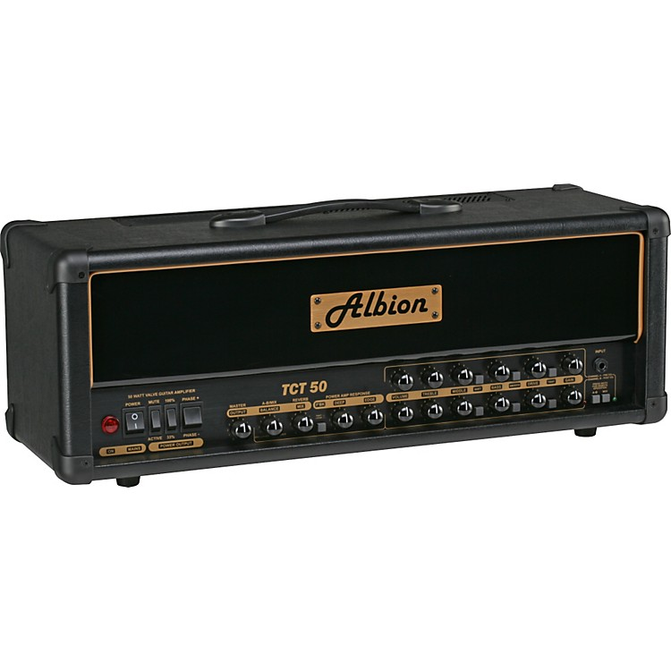 Albion AmplificationTCT Series TCT50H 50W Tube Guitar Amp Head
