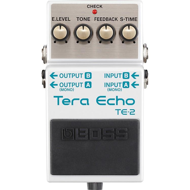BossTE-2 Tera Echo Guitar Effects Pedal