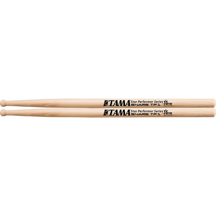 Tama Marching TF1 Star Performer Marching Snare Stick by Vic Firth TF1