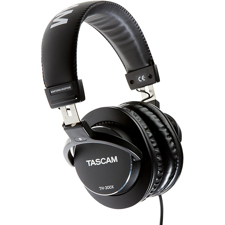 TascamTH-300X Studio Headphones