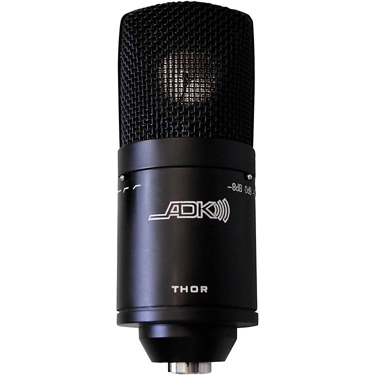 ADK Microphones THOR Multi-Pattern Condenser Microphone