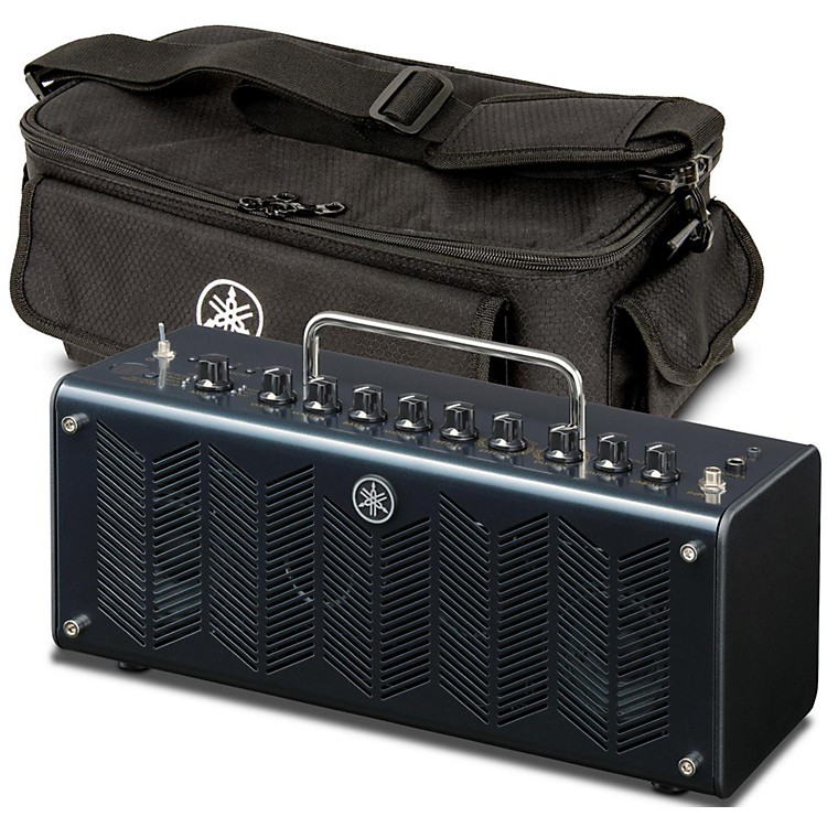 Yamaha THR10C Amp Head and Amp Bag Black