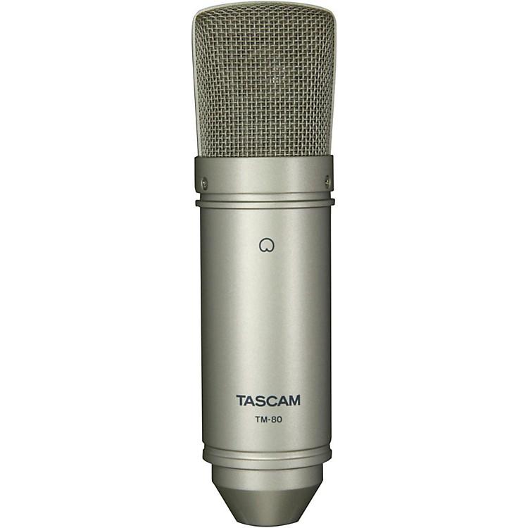 TascamTM-80 Studio Condenser Microphone