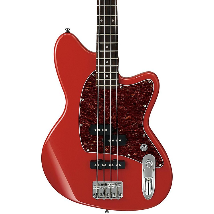 IbanezTMB100 4-String Electric BassCoral Red