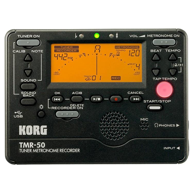 KorgTMR50BK Tuner Metronome Recorder