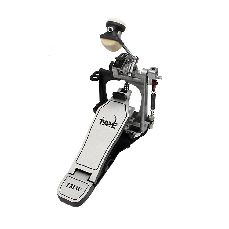 Taye DrumsTMW Single Bass Drum Pedal with Travel Bag