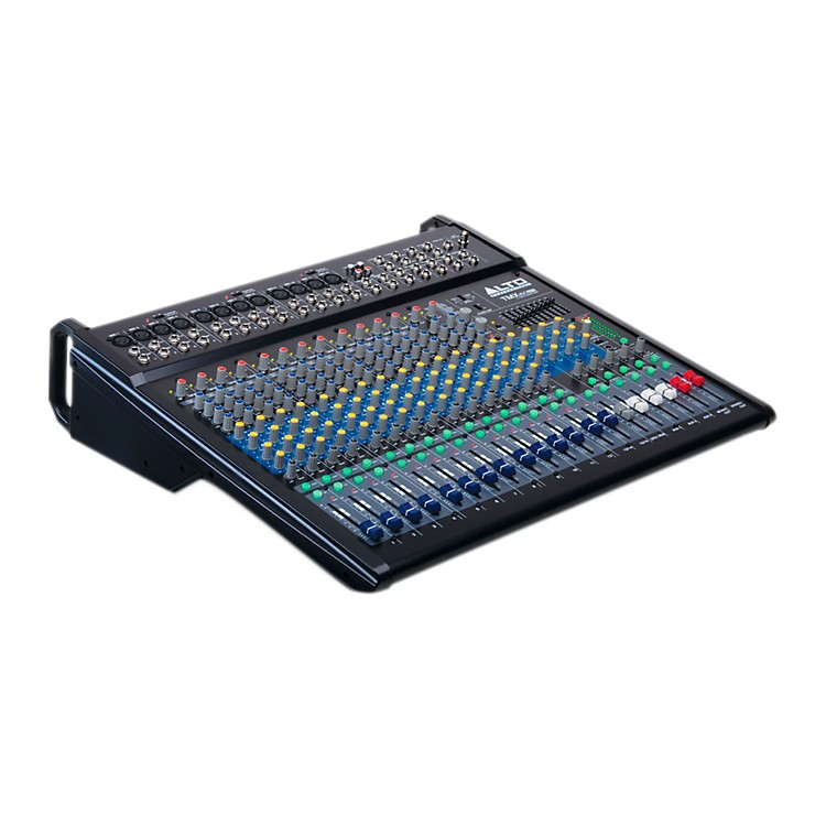 Alto TMX160DFX 16-Channel Powered Mixer with Effects
