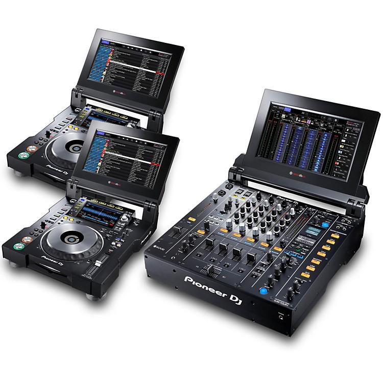 PioneerTOUR System with 2 CDJ-TOUR1 Media Players