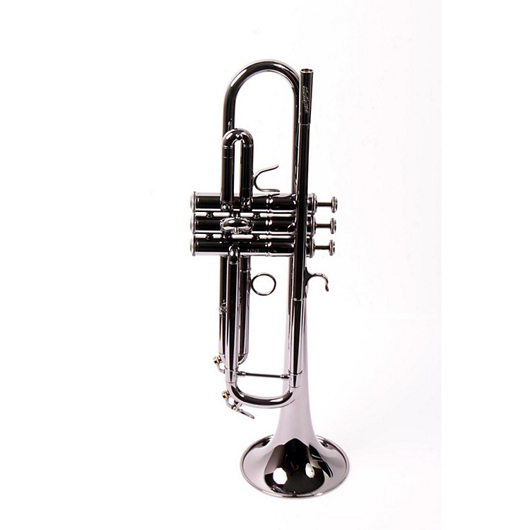 Antigua Winds TR3580SLR Series Bb Trumpet Black nickel plated 886830902079