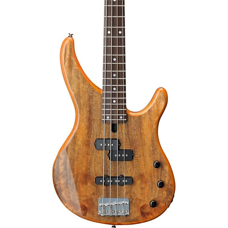 YamahaTRBX174EW Mango Wood 4-String Electric Bass GuitarNatural