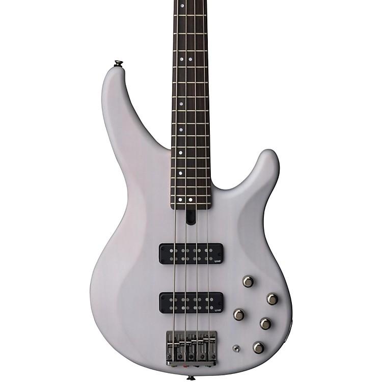 YamahaTRBX504 4-String Premium Electric BassTransparent WhiteRosewood Fretboard