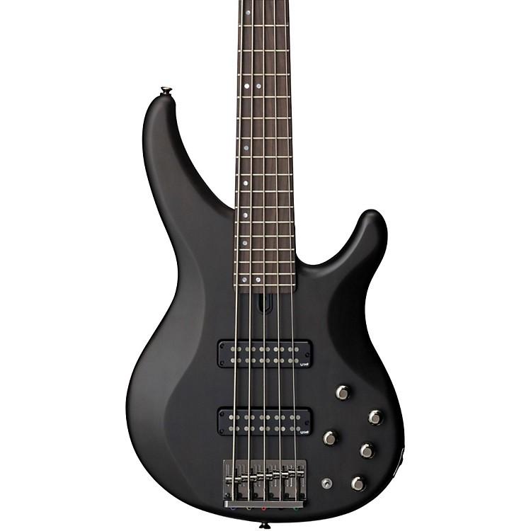YamahaTRBX505 5-String Premium Electric BassTransparent BlackRosewood Fretboard