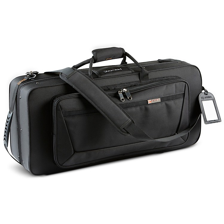 Protec TRI-PAC Case for Alto Sax, Clarinet and Flute Black