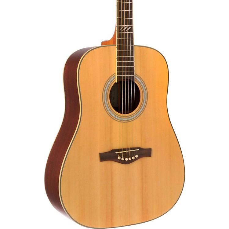 EKOTRI Series Dreadnought Acoustic GuitarNatural