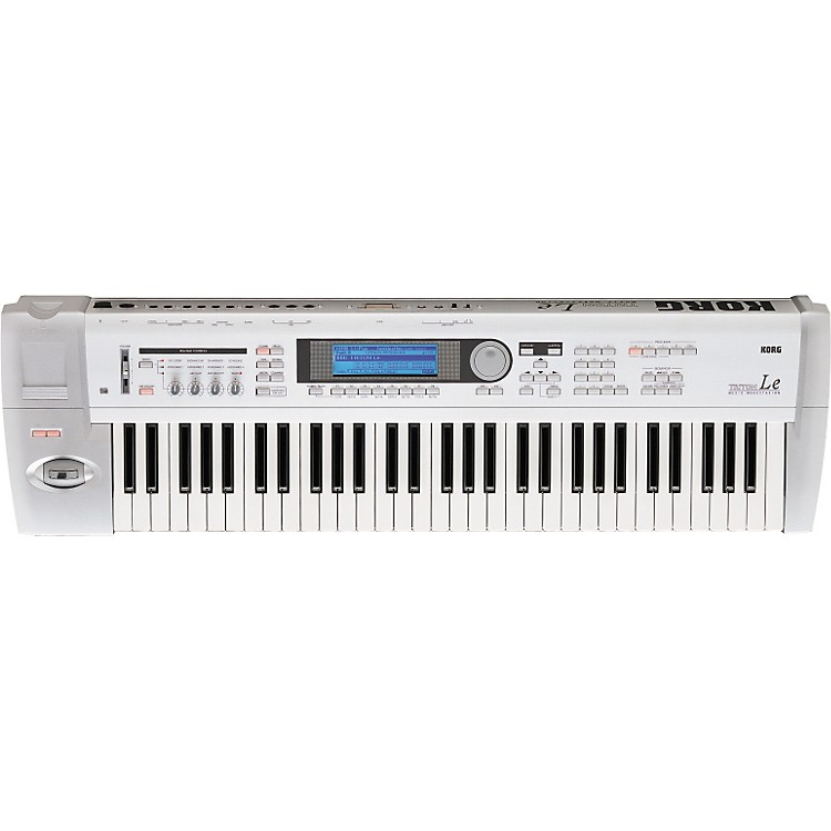 Korg TRITON Le 61-Key Workstation Keyboard