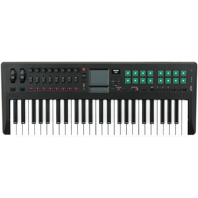 Korg TRITON Taktile 49-Key Keyboard/Synth Controller with TRITON Engine