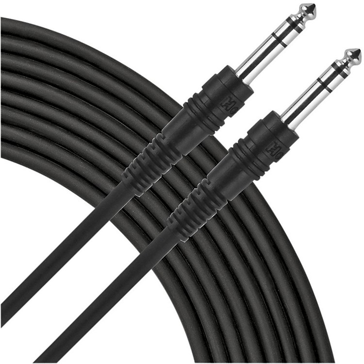 Live WireTRS-TRS Balanced Patch Cable15 ft.