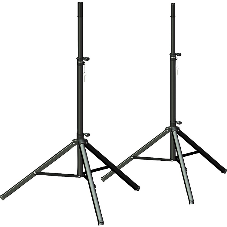 Ultimate Support TS 70b Speaker Stand 2-Pack