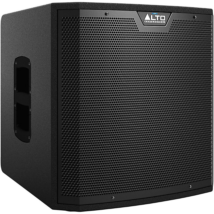 alto ts212s 12 powered subwoofer music123. Black Bedroom Furniture Sets. Home Design Ideas