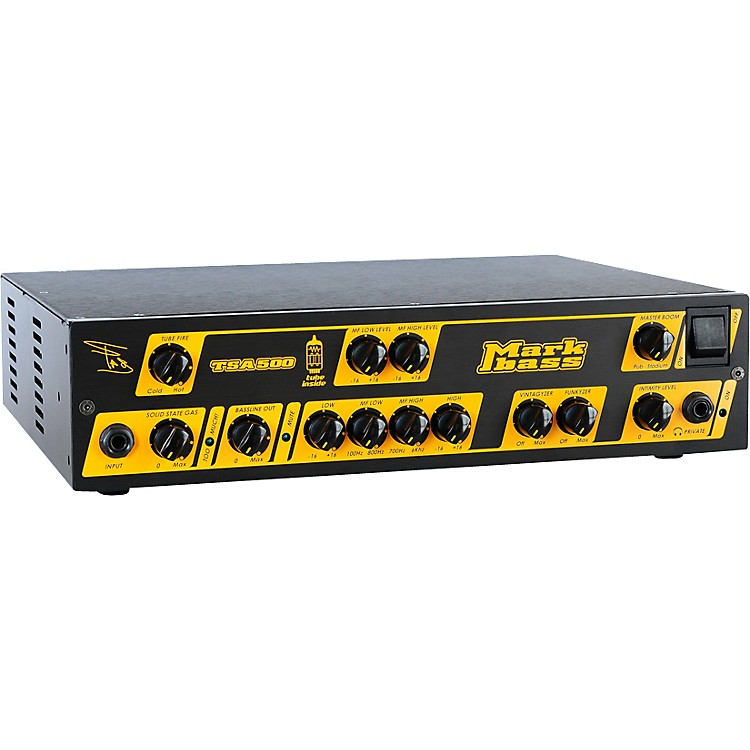 MarkbassTSA 500 Bass Amp Head