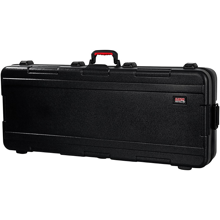 Gator TSA ATA Slim XL 88-Note Keyboard Case with Wheels 88 Key