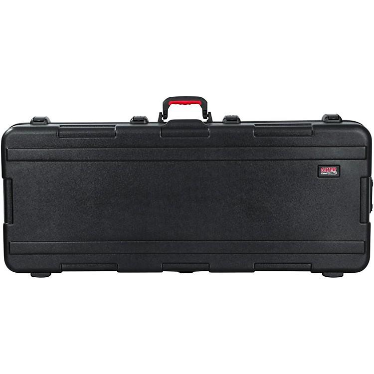 GatorTSA Series ATA Molded Polyethylene Keyboard Case with Wheels61 Key