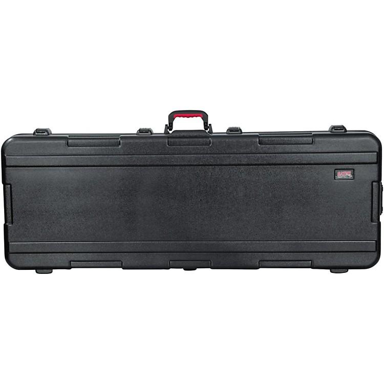 GatorTSA Series ATA Molded Polyethylene Keyboard Case with Wheels76 Key
