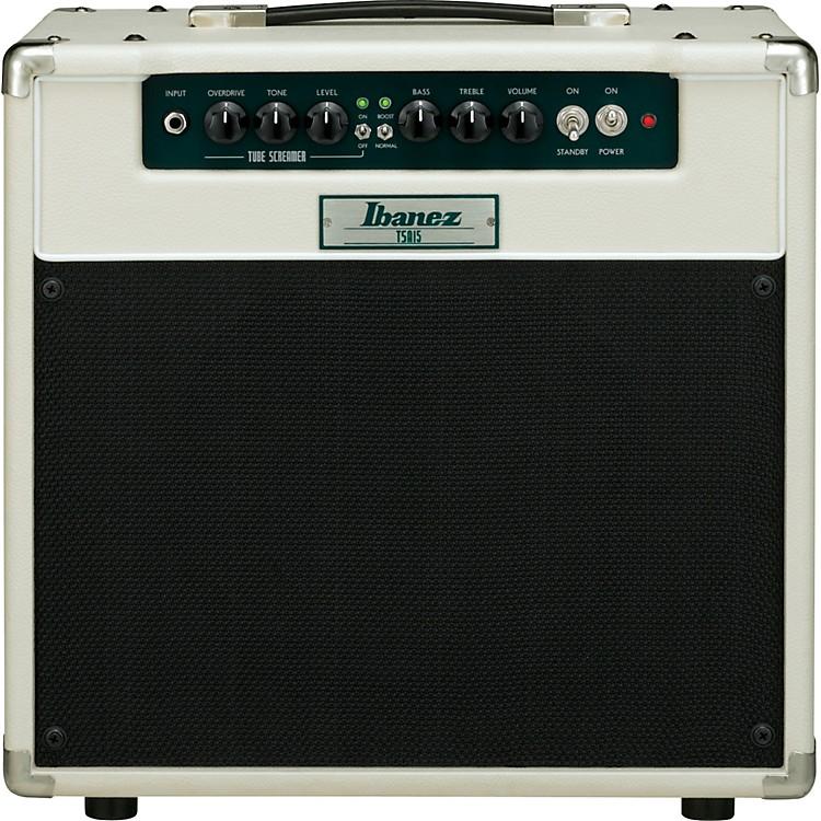 IbanezTSA15 Tube Screamer 15W 1x12 Tube Guitar Combo Amp