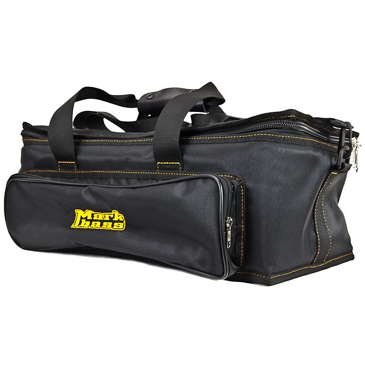 MarkbassTTE Padded Amp Carry Bag with Cable and Accessory Compartment