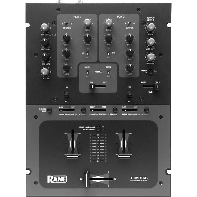RaneTTM 56S 2-Channel DJ Mixer