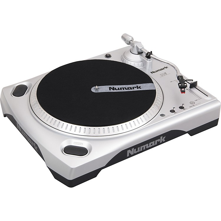 Numark TTUSB Belt-Drive Turntable with USB Audio Interface