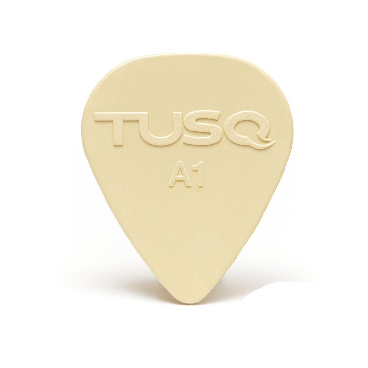 Graph Tech TUSQ A1 Picks White .68mm, 6 Pack