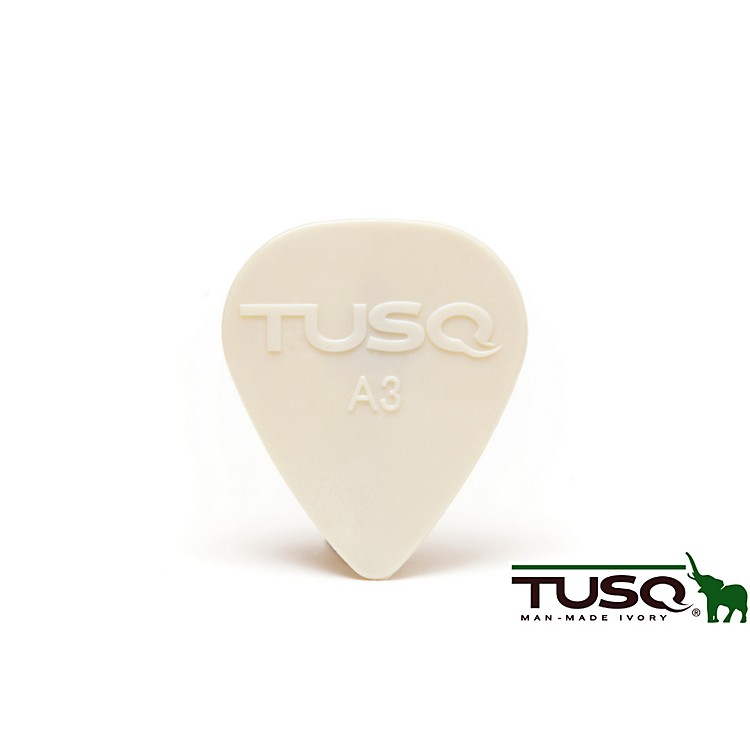 Graph Tech TUSQ A3 Picks White .88 mm, 6 Pack