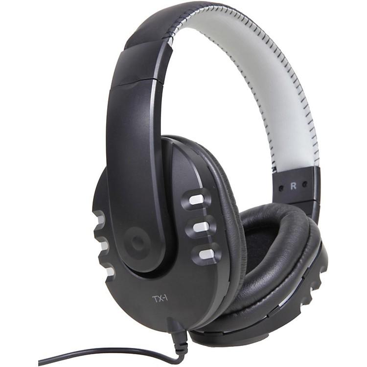 FostexTX-1 HeadphonesSilver