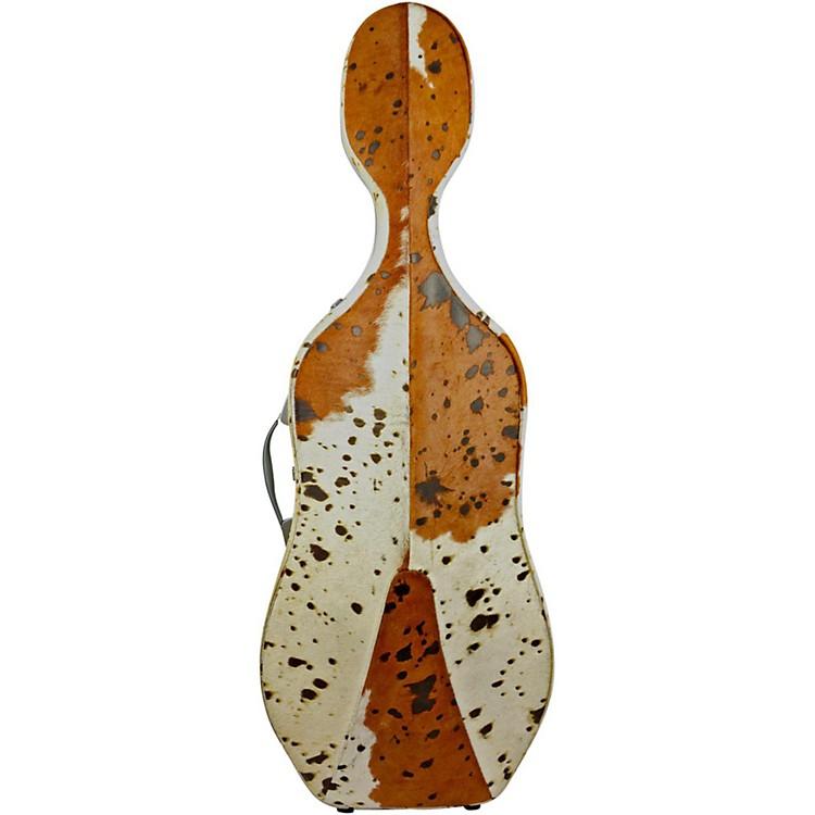 BamTX1005XL Texas Cow Skin 2.9 Hightech Slim Cello CaseCow Skin