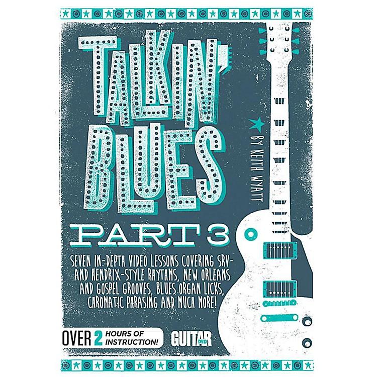 Guitar WorldTalkin' Blues, Part 3 - DVD