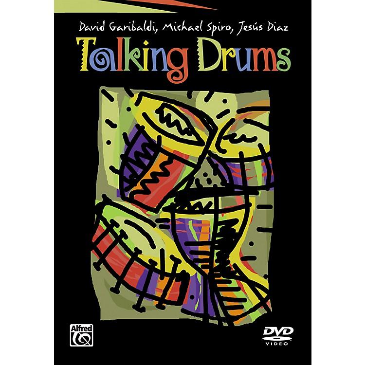 Alfred Talking Drums (DVD)