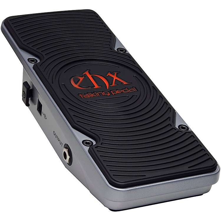 Electro-Harmonix Talking Pedal Wah/Fuzz Guitar Effects Pedal