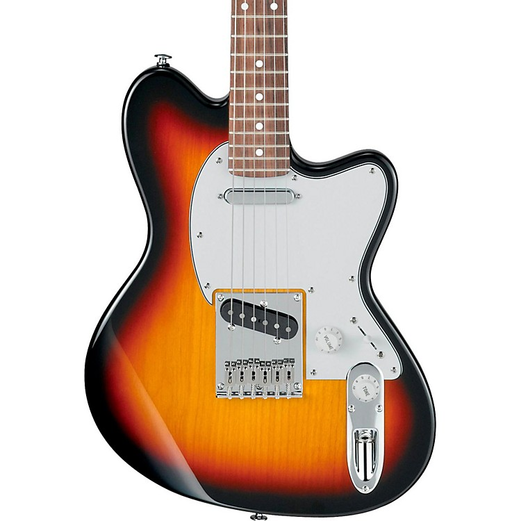 IbanezTalman Prestige Series TM1702 Electric GuitarTri-Fade BurstRosewood Fingerboard