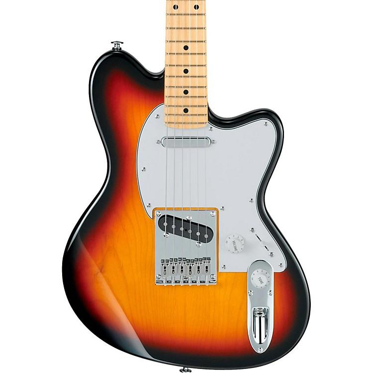 IbanezTalman Prestige Series TM1702M Electric GuitarTri-Fade BurstMaple Fingerboard