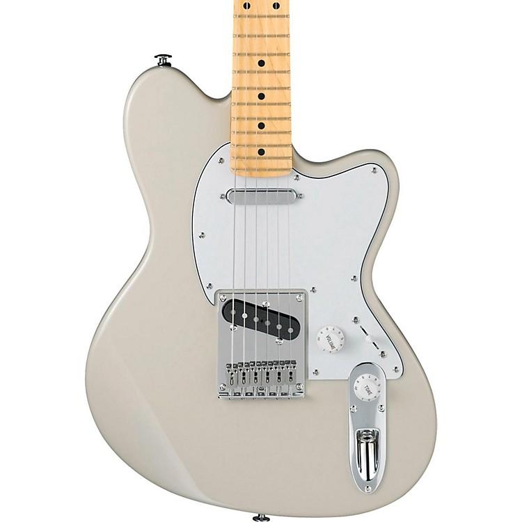 IbanezTalman Prestige Series TM1702M Electric GuitarVintage WhiteMaple Fingerboard