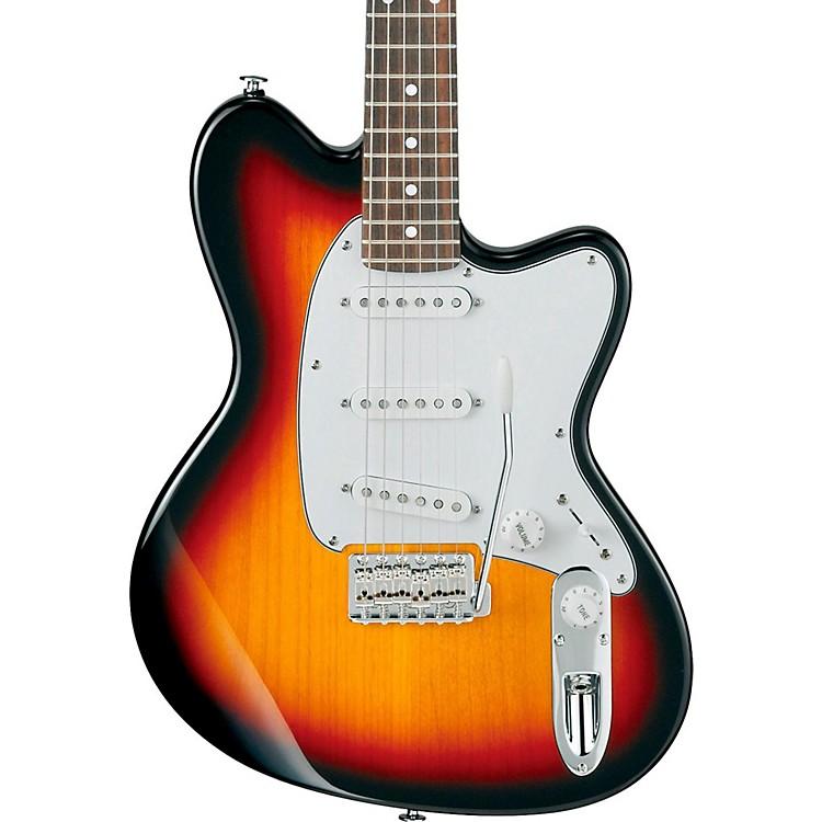 IbanezTalman Prestige Series TM1730 Electric GuitarTri-Fade BurstRosewood Fingerboard