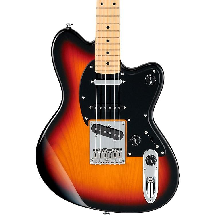 IbanezTalman Prestige Series TM1803M Electric GuitarTri-Fade BurstMaple Fingerboard