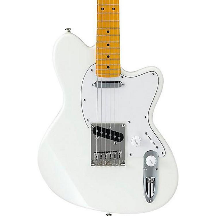 IbanezTalman Series TM302M Electric GuitarIvoryMaple Fingerboard