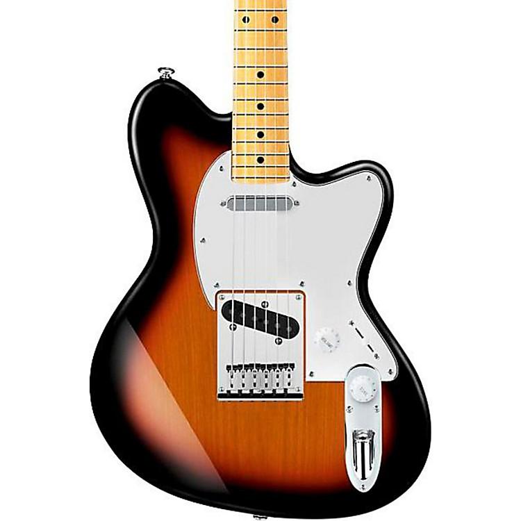 IbanezTalman Series TM302M Electric GuitarTri-Fade BurstMaple Fingerboard